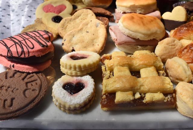 Caja de pastelería para retirar