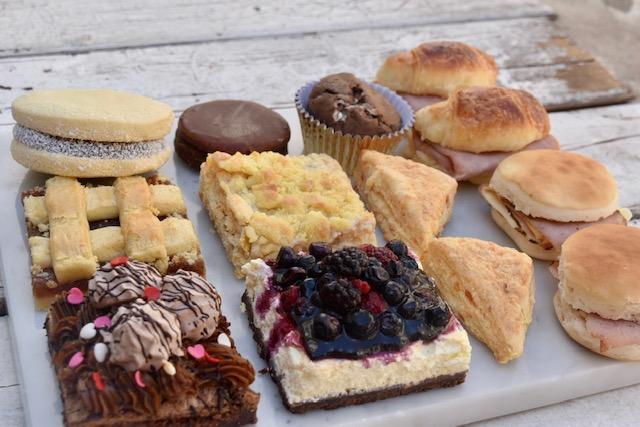 Caja Tea Party para envío a domicilio