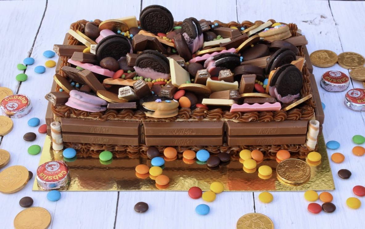 Chocotorta Sweet Cake
