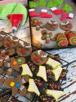 Cookies Navideñas 1 Kg