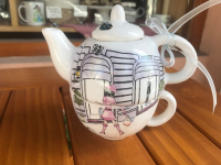 Tea for one - shopping
