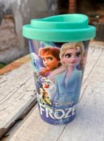 Vaso plástico Frozen