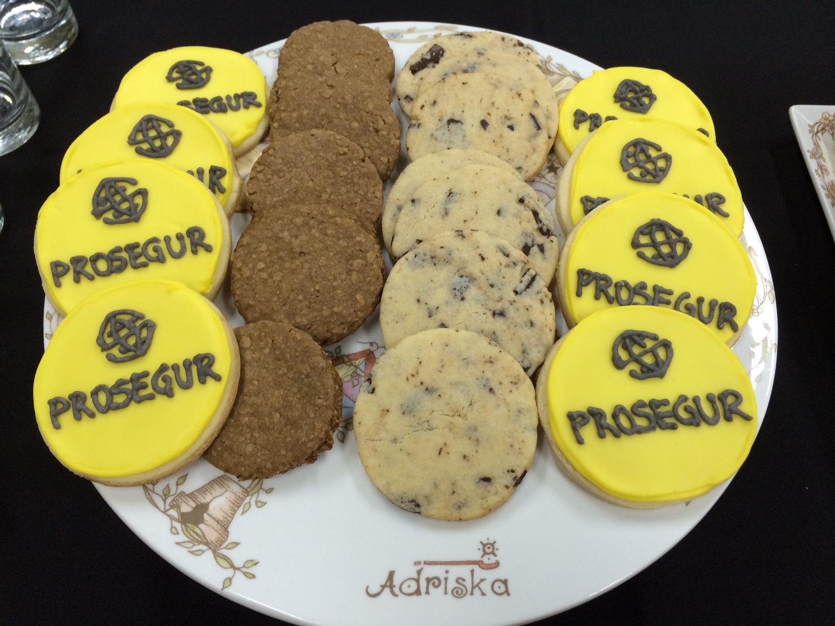 cookies con logo