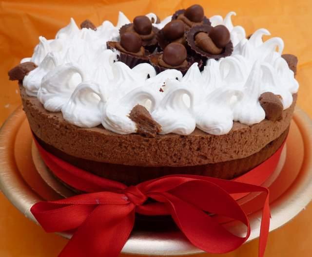 torta mousse entera
